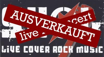 Skol live in concert Banner ausverkauft